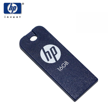 HP Usb Flash Drive 16gb Pen Drive V168w Usb 8gb 32gb waterproof Memory Stick tiny U disk memoria For Car audio mp3 usb pendrive