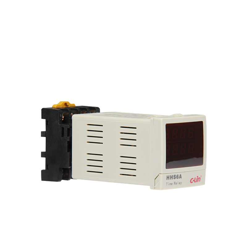 HHS6A Correct Time Countdown Intelligence Number Show Time Relay Bring Power Failure Memory AC220V<br>