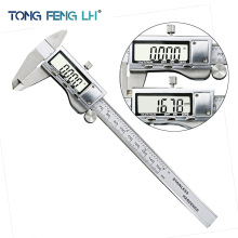"TONGFENG 6 ""/ 0-150mm LCD Screen Smooth-gliding Durable Stainless Steel Digital Caliper Electronic Measuring Tool(China)"
