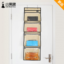 Behind Doors/On Walls Hanging Storage Pockets Dust Bag For Handbag/Wallet Multi-layer Dust Cover Organizer Bags Storage Bag(China)