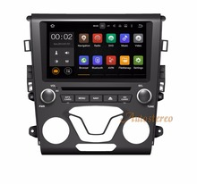 The Newest Android Car CD DVD player AutoStereo unit GPS navigation for FORD MONDEO 2013 2014 2015 multimedia stereo unit(China)