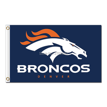Denver Broncos Flag World Series Super Bowl Champions Fan Camo 3x5 FT 100D 150X90Cm Banner Polyester Custom Flag John Elway