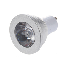 Dimmable GU10 RGB LED Spotlight Bulb Color Changing With Remote Control