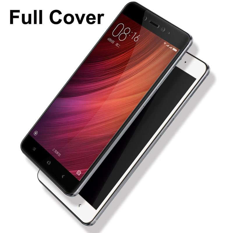 Full-Coverage-Tempered-Glass-For-Xiaomi-Xiami-Xaomi-Xiomi-Redmi-Note-4-4X-Note4-Note4X-Glass