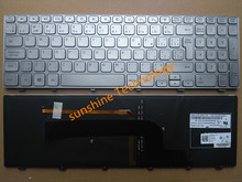Brand new laptop keyboard for dell inspiron 15 7000 series 7537 7737  canada layout