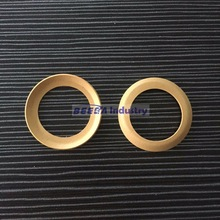 2pcs, Piston ring 34*23*0.8 Oilfree air compressor spare parts, teflon ring