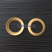 2pcs, Piston ring 34*23*0.8 Oilfree air compressor spare parts, teflon ring(China)