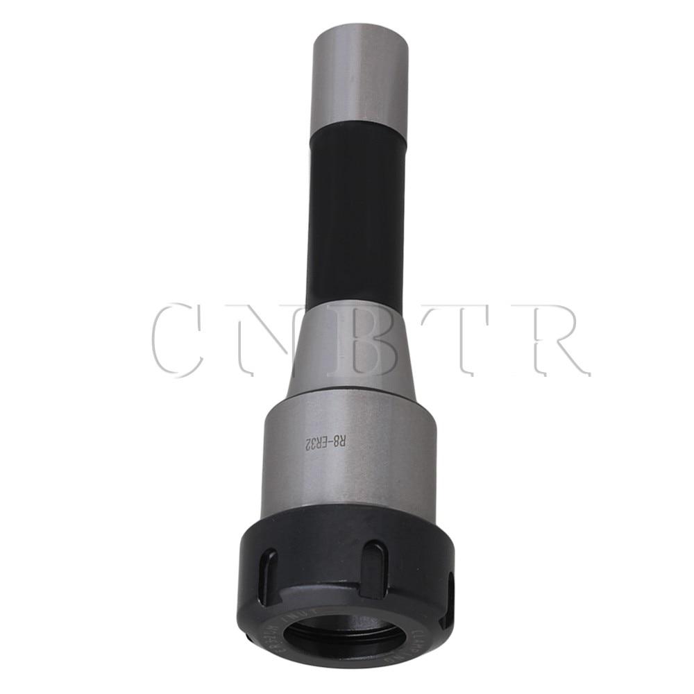 CNBTR ER32 R8 7/16 Carbon Steel Collet Chuck CNC Milling Shank Machine Lathe<br>
