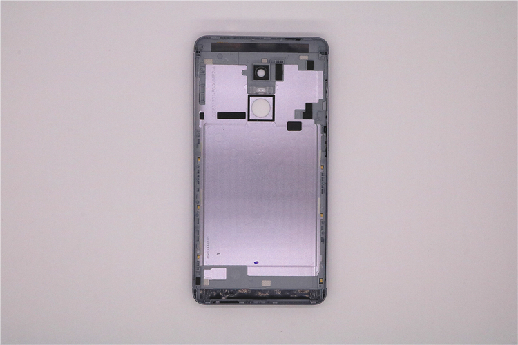 New Spare Parts For Xiaomi Redmi Note 4X 32GB Back Battery Cover Door Housing + Side Buttons + Camera Flash Lens Replacement