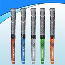 2016 New color on sale golf grips plus 4 grips 3 colors Multi Compound standard 13/lot golf clubs tour grips