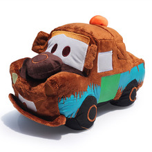 "Free Shipping New Pixar Cars 2 Tow Mater Truck Plush Doll Soft Toy For Children Gifts 12"" 30cm"