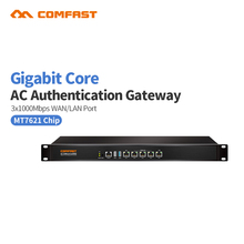 Comfast AC200 Orange OS System full Gigabit wifi control AC Gateway routing Wireless roaming Wifi Coverage project manager route
