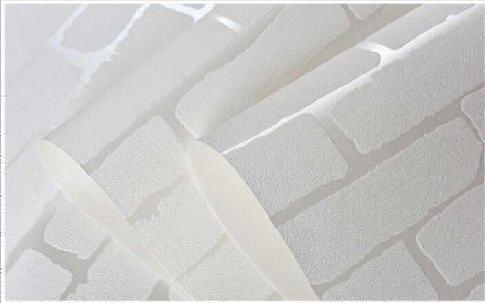 Self adhesive3d wallpaper brick wall style wallpapers Home Decor  adhersive paper  DIY wallpaper papel de parede  5 meter<br>