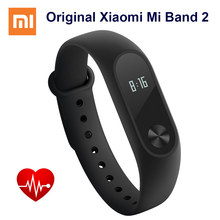 Original Xiaomi Mi Band 2 Smart Bracelet Miband 2 Wristband Fitness Tracker Android Bracelet Smartband With Heart Rate Monitor