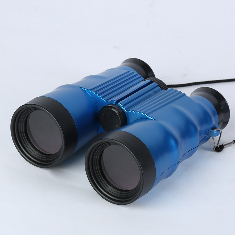 6X36 Folding Binoculars Telescope For Children Kids Toys Birthday Gift Outdoor Camping Climbing Tools Travelling Field Glasses (1)