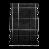Высокая прозрачность Акриловые штамп блок для DIY Скрапбукинг Очистить марки DIY записки фотоальбом Декоративные карты решений