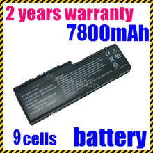 JIGU NEW 6600 MAH 9 Cells LAPTOP BATTERY FOR TOSHIBA Satellite X200 X205 P300 PA3536U