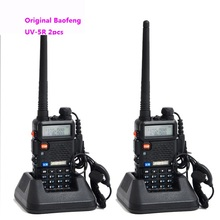 2pcs Baofeng uv-5r CB radio VOX 10 Km Walkie Talkie pair Two Way radio communicador for Baofeng ham raido uv5r