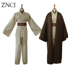 ZNCJ Men's Newest Star Wars Cosplay Jedi/Sith Anakin Skywalker Halloween Cosplay Costume Full Set 2 S-XXL