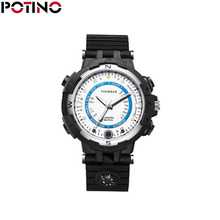 POTINO Sport Watch With P2P WiFi IP Camera Watch LED floodlight Mini DVR WIFI Smart Watch Fox8 Video Recorder Smartwatch Cam(China)