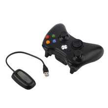 5 Colors 2.4G Wireless Remote Controller For Xbox 360 With PC Receiver Wireless Gamepad For Microsoft Xbox 360 Joystick Controle