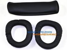 Replacement Ear Pads Headband Cushion Group For Somic G909 Gaming Headphone Headsets(China)