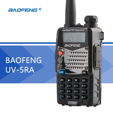 Baofeng UV-5RA Walkie Talkie Dual Brand UV 5RA CB Radio 128CH VOX Flashlight Portable Professional FM Transceiver(Hong Kong)