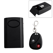 OEM 120db Motorcycles Anti Theft Security Alarm Lock System W/Remote Black