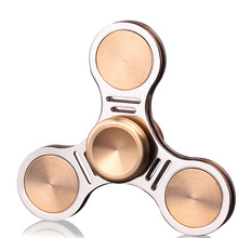 Buy 2017 Funny Toy Fidget Spinner Brass Alloy EDC Hand Spinner Autism ADHD Birthday Gift TL035 for $519.00 in AliExpress store