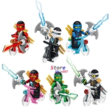 star wars SUPER HERO marvel Ninja Bicycle building blocks lepin action figure sets model bricks Baby toys children - Aliex Building Blocks Toys store