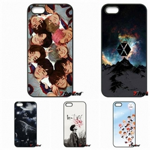 For LG L Prime G2 G3 G4 G5 G6 L70 L90 K4 K8 K10 V20 2017 Nexus 4 5 6 6P 5X Exo Kpop Band From Exo Planet Cell Phone Case Capa(China)