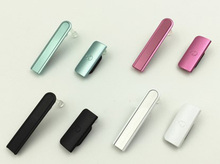 4 Colors Original New earphone Dust plug Slot Port Caps+Charging USB Waterproof Cover For Sony Xperia ZR M36H C5502 C5503(China)