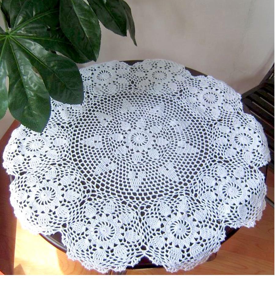 Crochet Coasters (8)