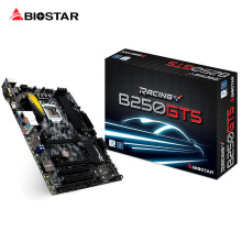 BIOSTAR B250GT5 1151 Original Gaming Motherboards B250 M.2 Support I5-7500 i7 B250GT5 LGA 1151 Desktop Computer Motherboard(China)