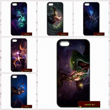 LOL Ekko Soraka Role of heros Cover case for iphone 4 4s 5 5s 5c 6 6s plus samsung galaxy S3 S4 mini S5 S6 Note 2 3 4  UJ0238