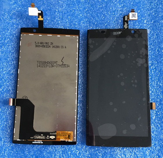 100% tested LCD Display Touch Screen Digitizer Assembly For Acer Liquid Z500 black Free Shipping<br><br>Aliexpress
