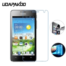 Nano Explosion-proof Soft Glass Screen Protector Front Protective Film for Huawei U8950 U8950D G600 U9508 T8950 C8950D Honor 2