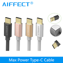 AIFFECT USB Type C Cable USB C Type-C Fast Sync & Charger Cable for Nexus 5X,Nexus 6P,OnePlus 2,ZUK Z1,LG for Xiaomi Great Sale
