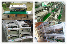 220V High quality FR -900 Continuous Automatic Sealing machine for plastic bag/Plastic Bag Sealer machine