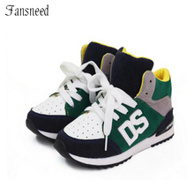 Children 's shoes 2017 Spring and Autumn Children' s breathable sports shoes boys casual shoes girls fashion sneakers