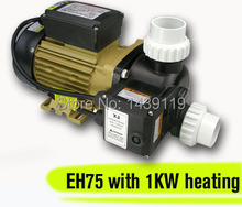 EH 150 1.5HP spa heating pump with 3kw heater,for hot tubs, pools & spa,Can replace one pump  with heating function