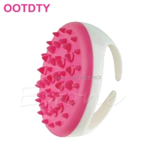 New Handheld Bath Shower Anti Cellulite Full Body Massage Brush Slimming Beauty -Y207 Drop Shipping