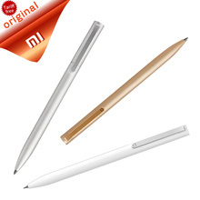 Buy Original Xiaomi New Mijia Metal Sign Pen Mijia Sign Pen Mijia Ink Japan Durable Signing Pen PREMEC Switzerland MiKuni Refill for $9.57 in AliExpress store