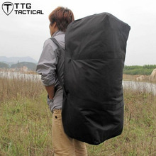 TTGTACTICAL Large Capacity Car Accessory Bags Car Storage Equipment Luggage Bags Waterproof Travel Packing Backpack House Moving