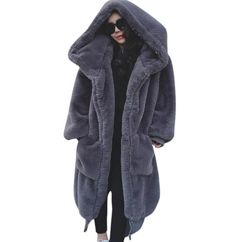 Chic Mens Long Mink Fur Long Jacket Winter Thick Warm Overcoat Parka Outwear Sz