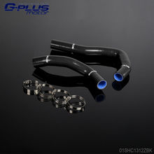 Silicone Radiator Hose For HONDA ACURA INTEGRA TYPE S TYPE R DC5 K20A RSX