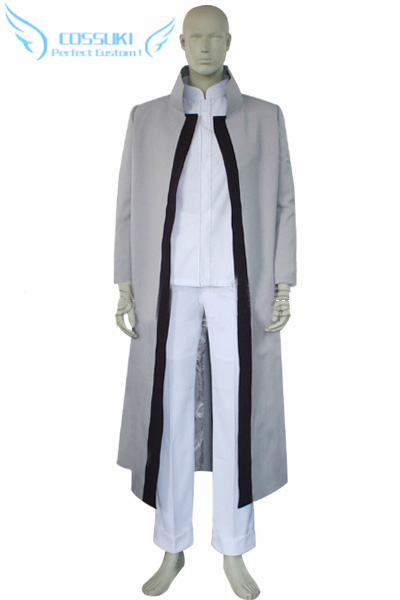Newest High Quality Hellsing Alexander Anderson Uniform Cosplay Costume ,Perfect Custom For You !