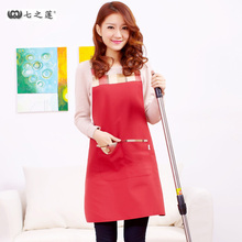 New Arrival Aprons For Women Kitchen Apron Funny Kids Cook Aprons Chef With Pocket Keukenschort Tablier Femme Delantal  Avental