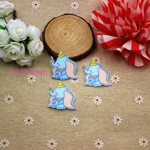 50pcs/lot wholesale animal Kawaii Flatback Resin Cabochons, Flat back Planar Resin Cabochon Hair Bow Center/Jewelry DIY