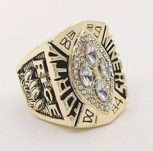 The Best Quality Replica Super Bowl 1989 San Francisco 49ers Championship Ring(China)